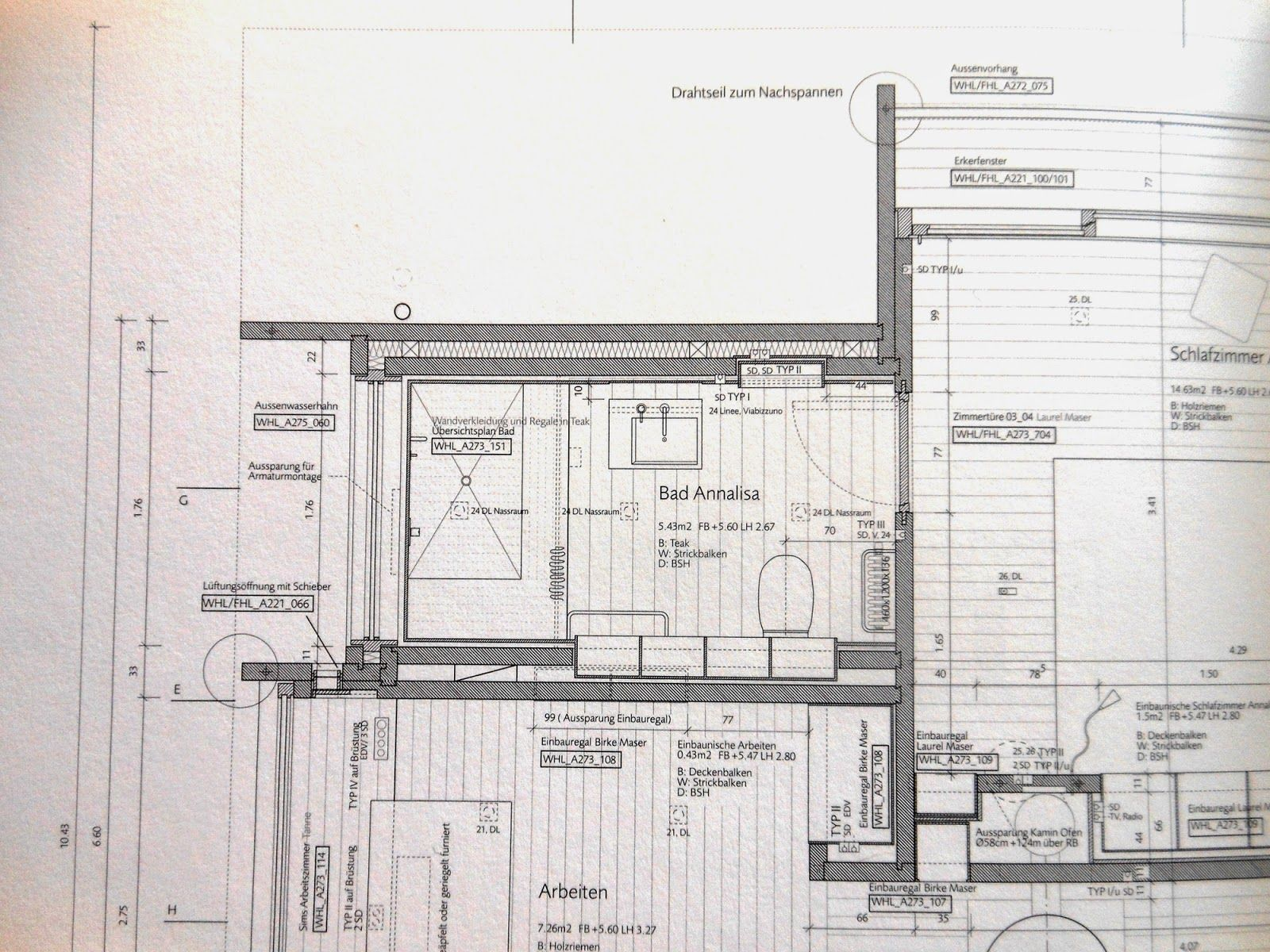 Peter Zumthor Leis House Images Plans And Drawings