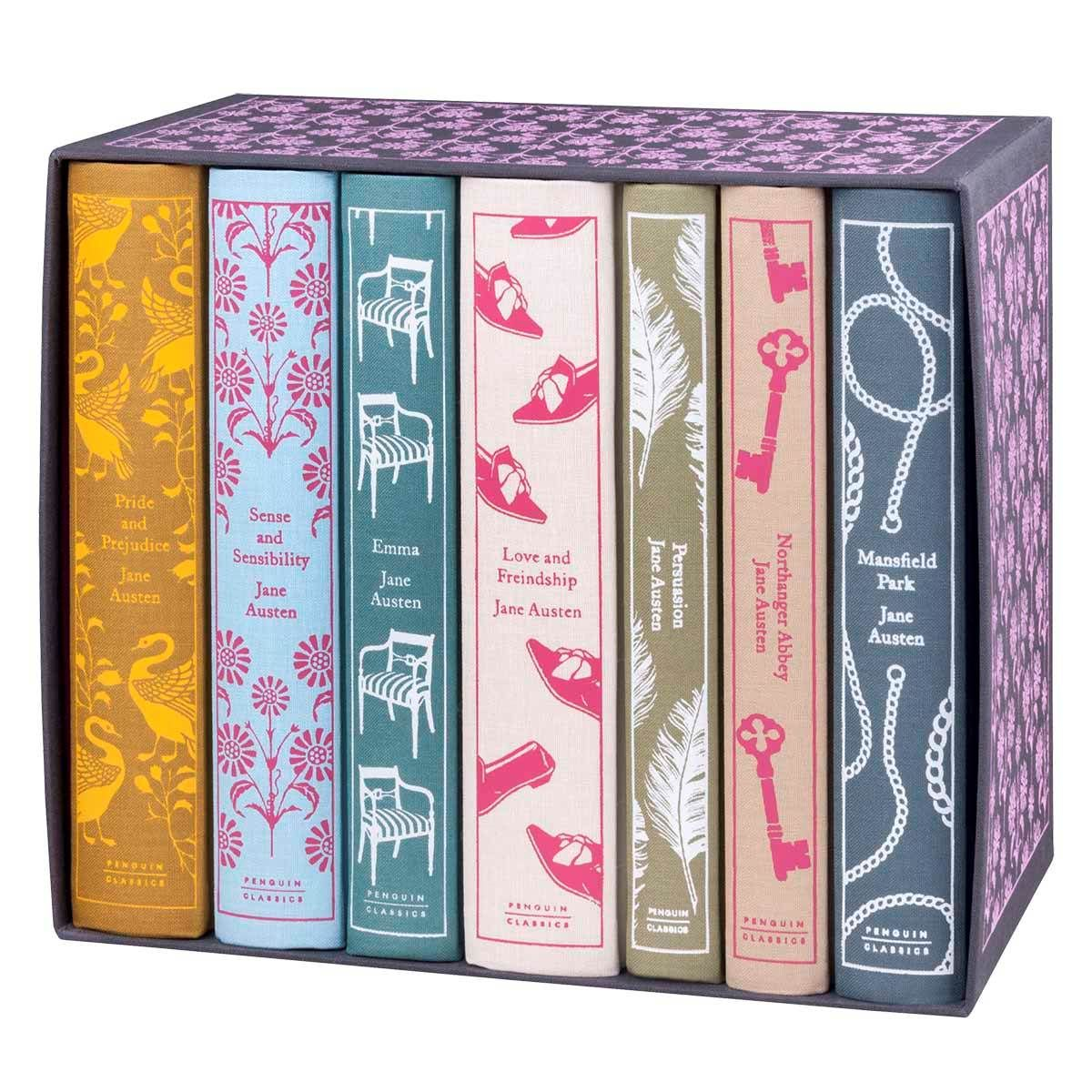 6 Book Collections You Need In Your Life Jane Austen Books Book Set Penguin Classics