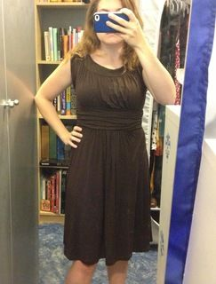 I Love Your Dress in Chocolate ModCloth
