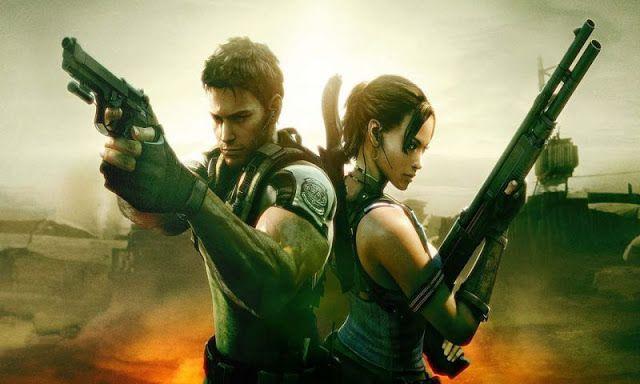 Resident Evil 5 já está disponível para Playstation 4 e Xbox One