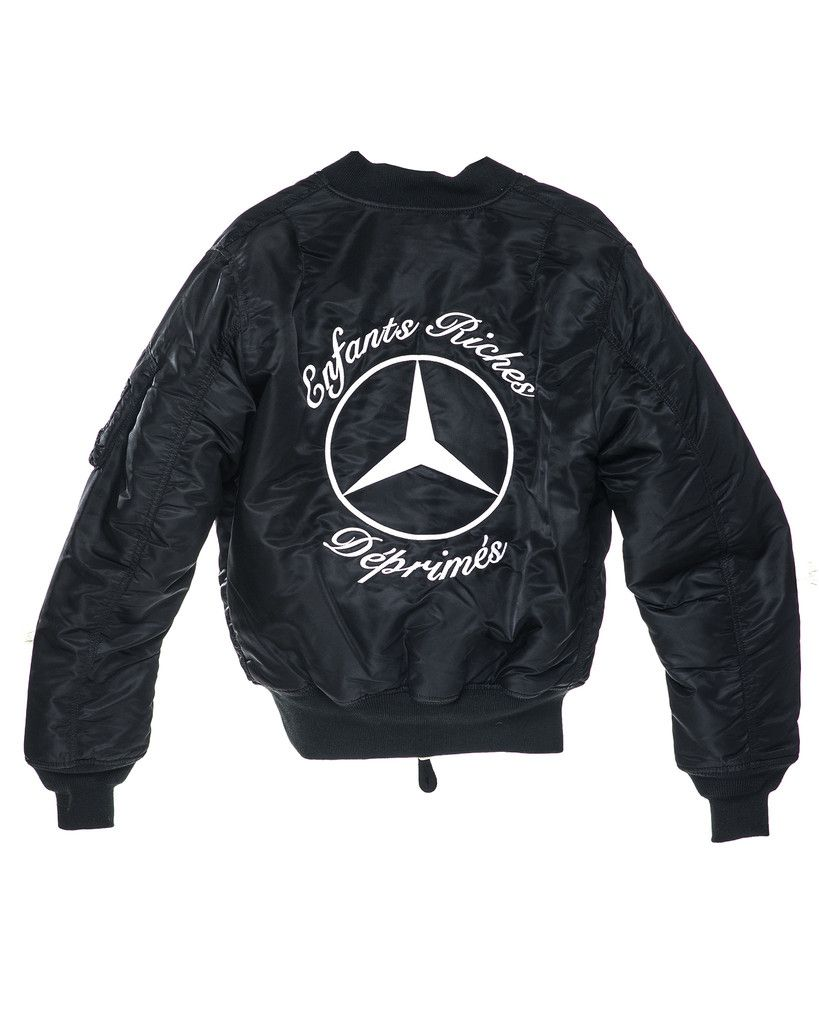 Mercedes benz bomber bombers pinterest collection for Mercedes benz amg clothing