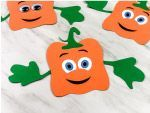 Easy Spookley The Square Pumpkin Craft For Kids #pumpkincraftspreschool This Spookley the Square Pumpkin craft for kids is a fun DIY paper craft for kids to make at home or at school. It's easy to make thanks to the free printable template. It's perfect for preschool, kindergarten and elementary children. #simpleeverydaymom #spookley #halloween #kidscrafts #craftsforkids #halloweencrafts #kindergarten #preschool #preschoolers #preschoolactivities #ideasforkids #pumpkincrafts #kidsandparenting #pumpkincraftspreschool