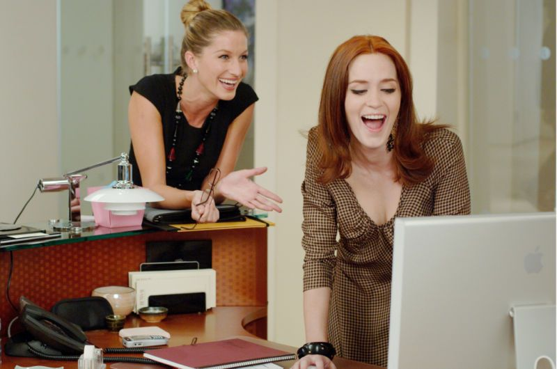 The Devil Wears Prada (2006) - Gisele Bundchen, Emily Blunt