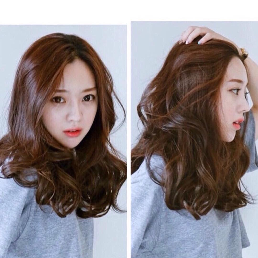 Ready Stock Hairclip Model curly wavy lurus Panjang 30
