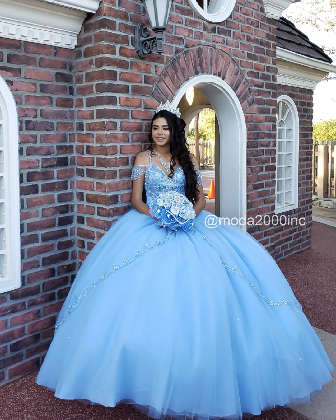 Cute Baby Blue Off To Shoulder Straight Tulle Quinceanera Dress Light Blue Quinceanera Dresses Quinceanera Dresses Pretty Quinceanera Dresses [ 1350 x 1080 Pixel ]