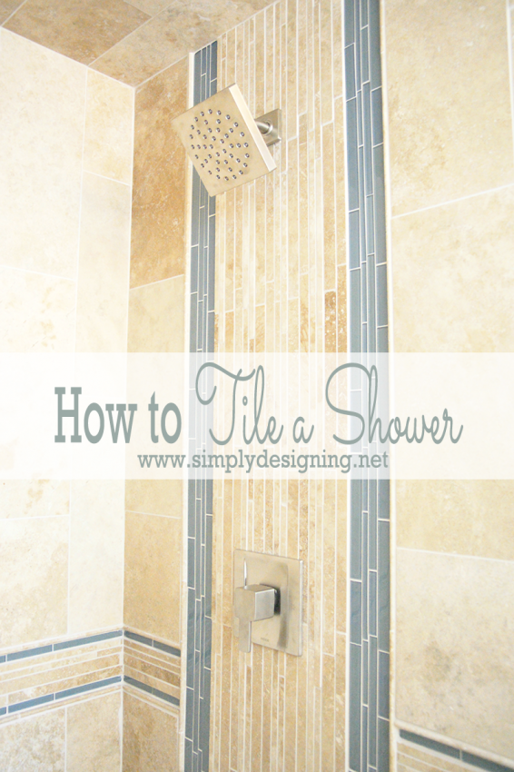 Tile a Shower | Unique, Create and Bath