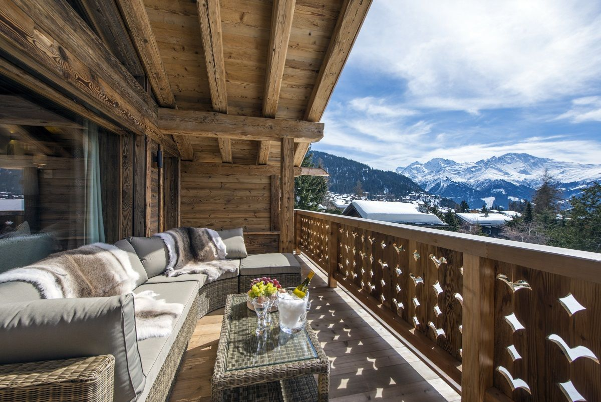 Chalet sherwood verbier switzerland a refined in