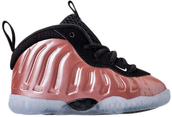 new arrival e3f7d 952e5 Air Foamposite One Rust Pink (TD) | Products | Foam posites ...
