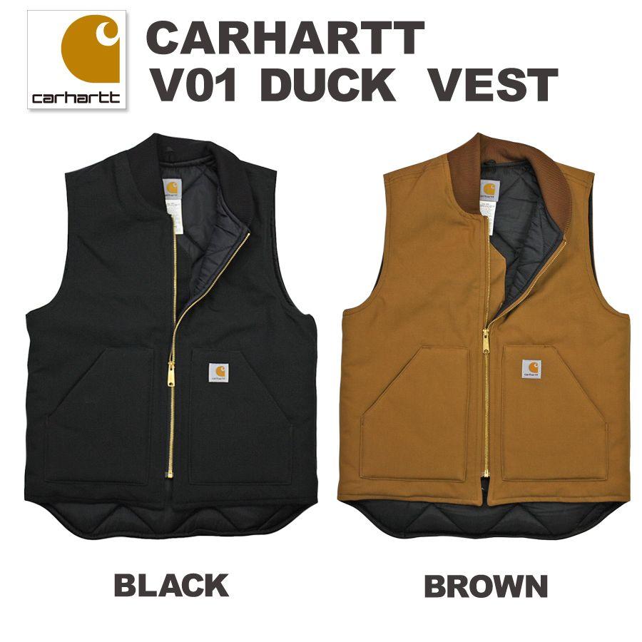 hot product wholesale the best attitude Gilet sans manche Carhartt V01-Arctic Vest | Gilet sans ...