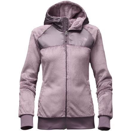 timeless design f18d2 20fe6 When you zip up The North Face Women's Oso Hooded Fleece ...