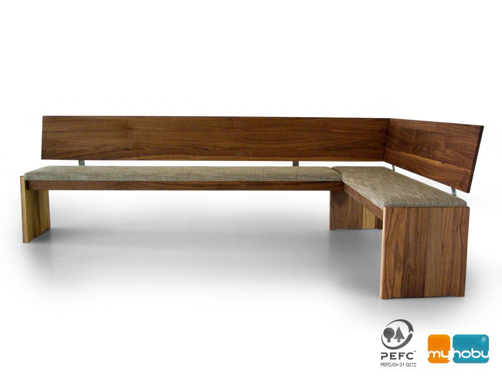 eckbank, eiche massiv, modern im stil vom holz-sigi, aus amberg in, Garten ideen