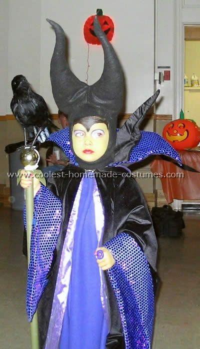 Coolest Homemade Maleficent Costume Ideas Halloween