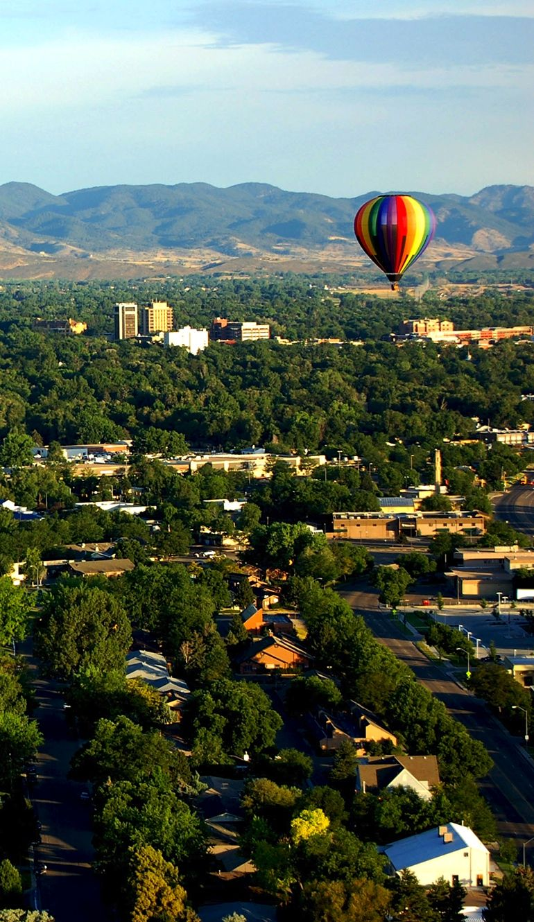 Fort Collins, Colorado | Home of C3 Real Estate Solutions