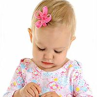 How to Make Baby Hair Bows #babyhairaccessories