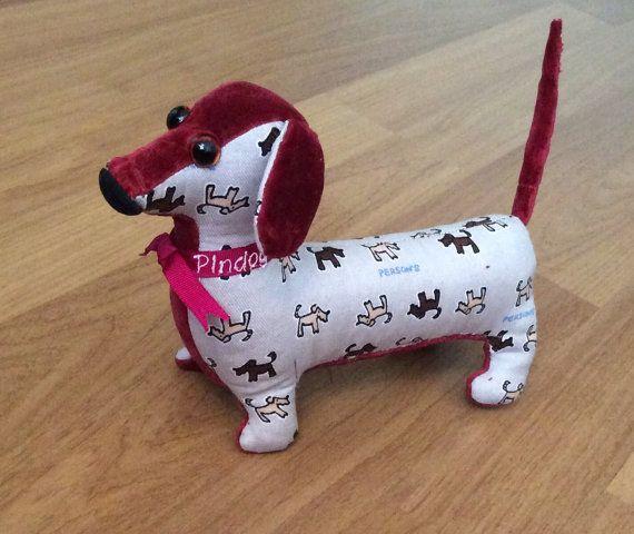 Pincushion dog animal sausage dog sewing gift pincushions