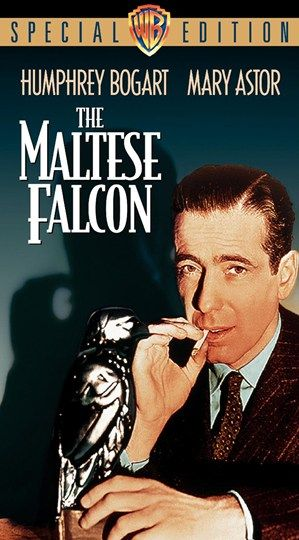 The Maltese Falcon Special Edition Old Movie Posters Movies Bogart Movies