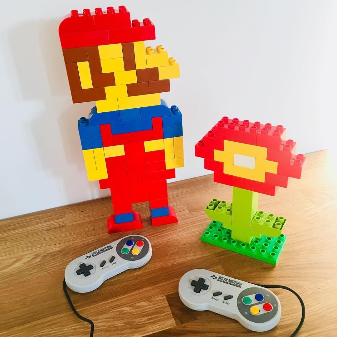 Ob Als Deko Oder Zum Nachbauen Fur Echte Super Mario Fans Sind