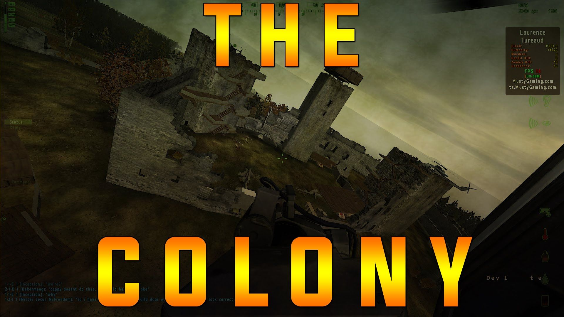 Dayz Epoch The Colony I Come Across A Colony Of About 8 Bases