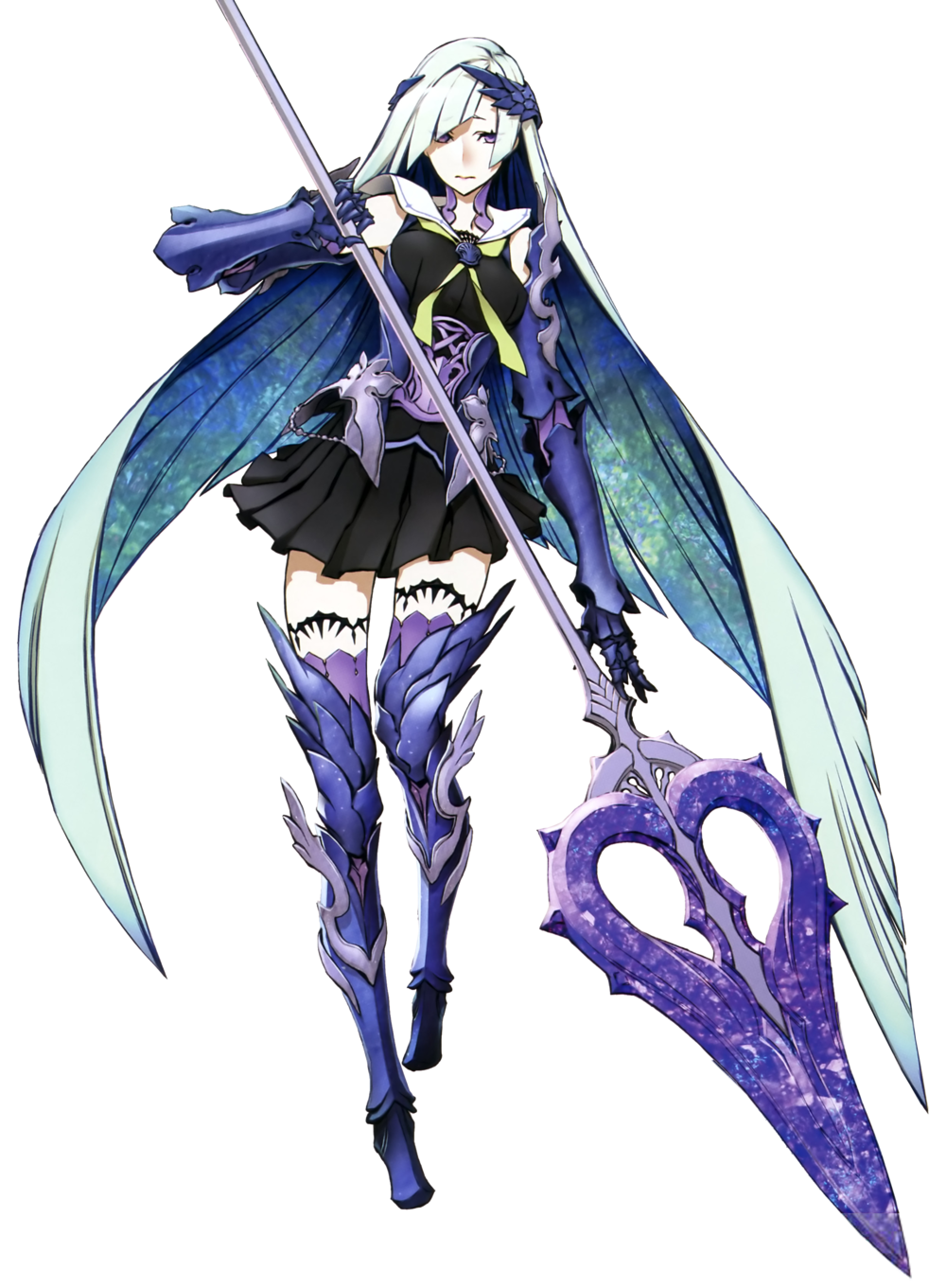 Lancer (Fate/Prototype Fragments) Anime, Character art