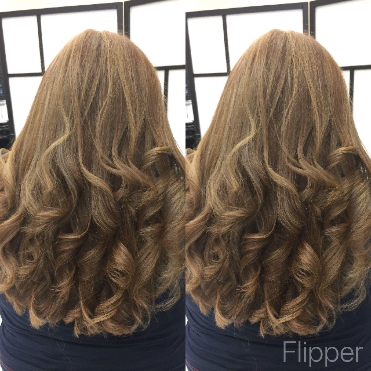 From Black to Golden Blonde Stylist Tasneem SH Salon