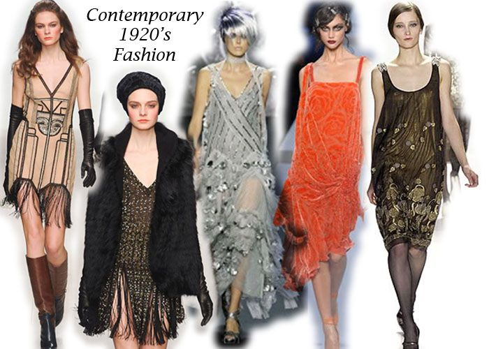 Interpreting Narrative The Great Gatsby Contemporary 1920s Fashion Trend Moodboard My Style