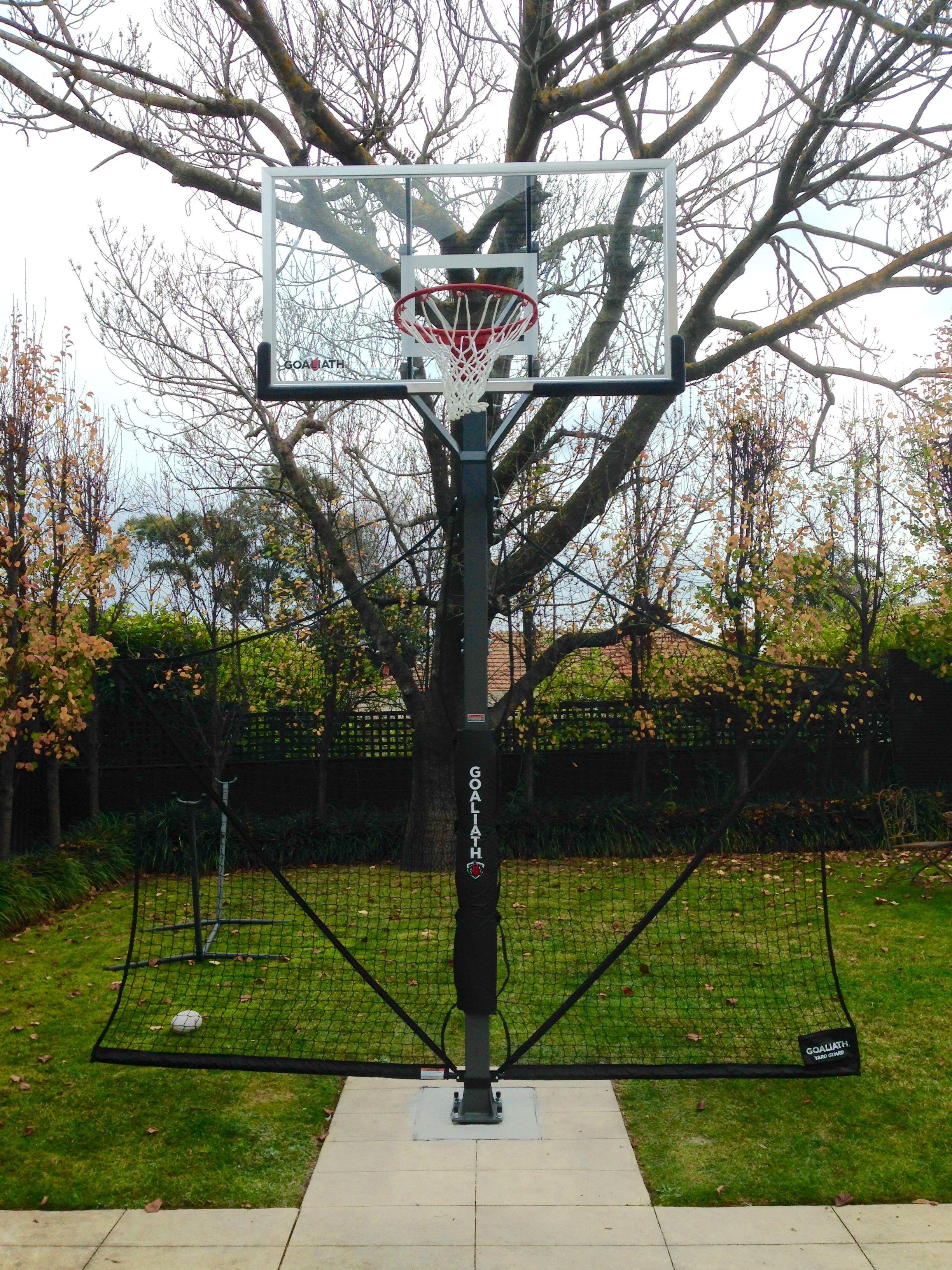 Basketball Gallery Goalrilla Front Yard Basketball Ring Gallery