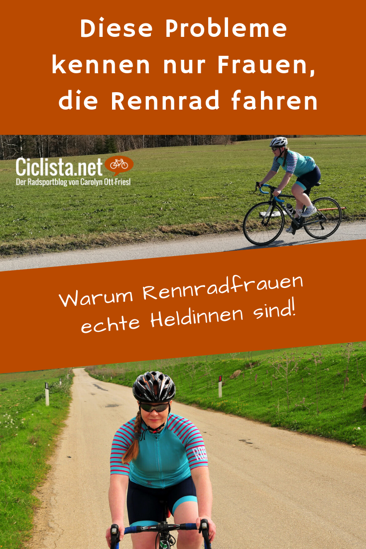 5 Herausforderungen Die Nur Rennradfahrende Frauen Kennen Rennrad Fahren Rennrad Radfahren