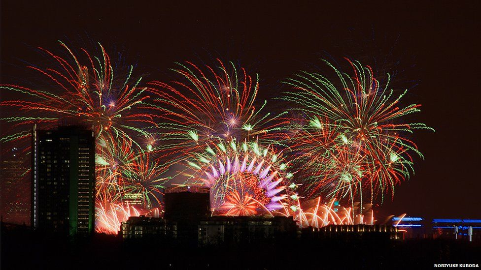 Chinese New Year Fireworks Chinese New Year Fireworks Korean New Year Fireworks