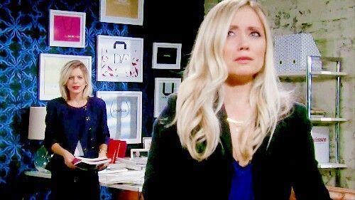 Lulu hears about Morgan