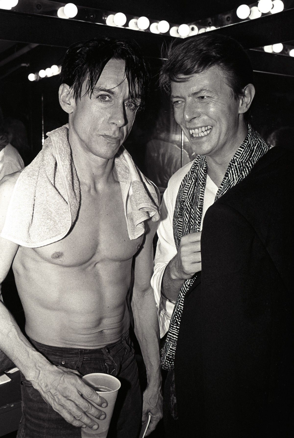 When David Bowie Invented the Future | Cool Items | Iggy pop, Bowie