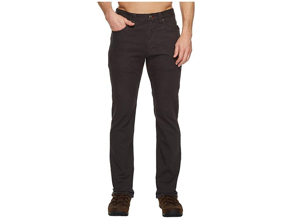Mountain Khakis Cody Pants Slim Fit Black Mens Casual Pants Named after the Wyoming town named after the immient showman Buffalo Bill the Mountain Khakis Slim Fit Cody Pa...