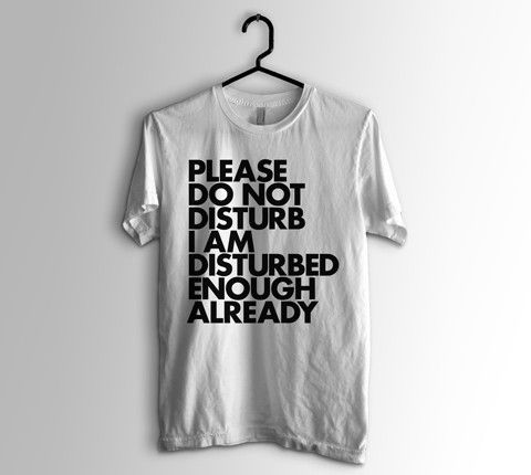 #Rad | Do Not Disturb by Words Brand 19€