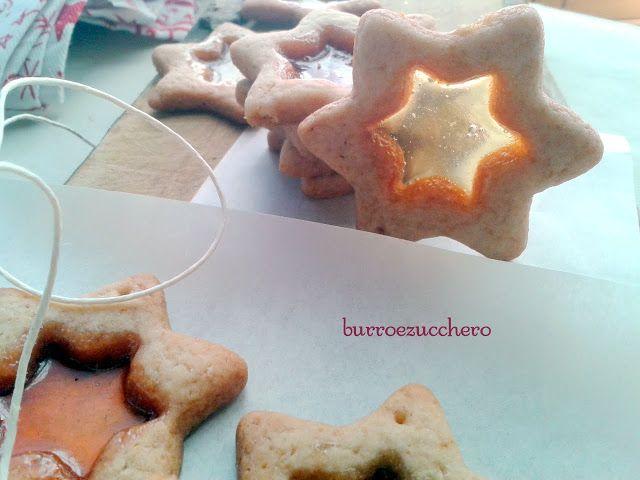 Biscotti di vetro  - Regali fatti in casa,  parte I