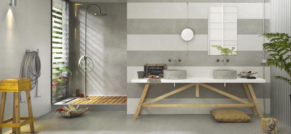 Oficina7 - piastrelle in ceramica per il rivestimento bagno | baños ...