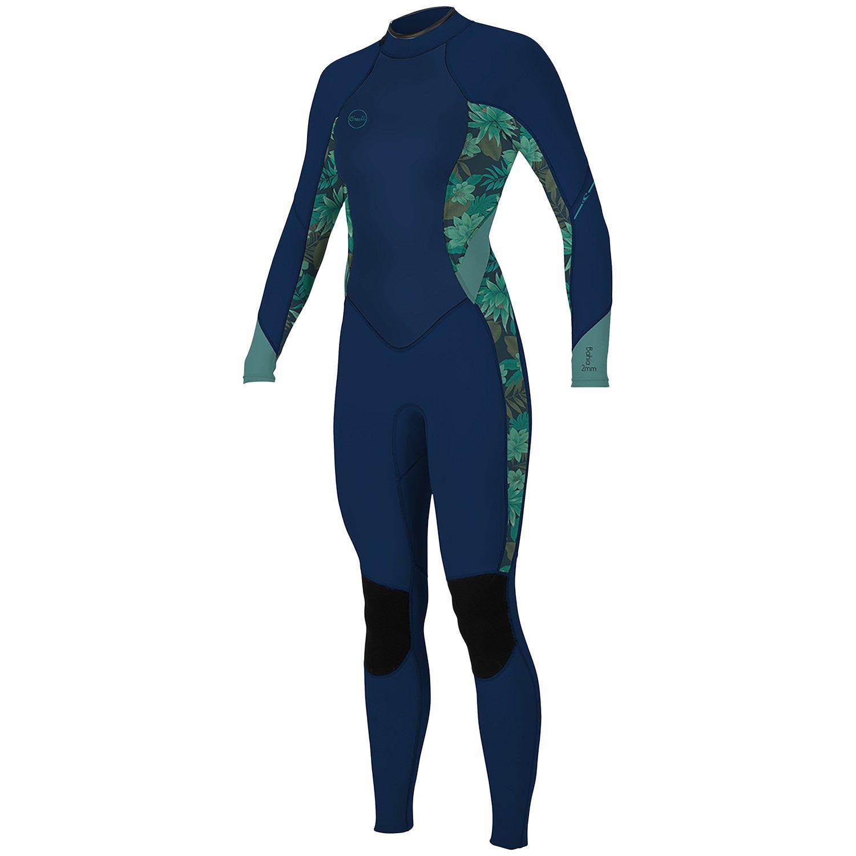 O Neill 3 2 Bahia Back Zip Wetsuit Women S Womens Wetsuit Wetsuit Women