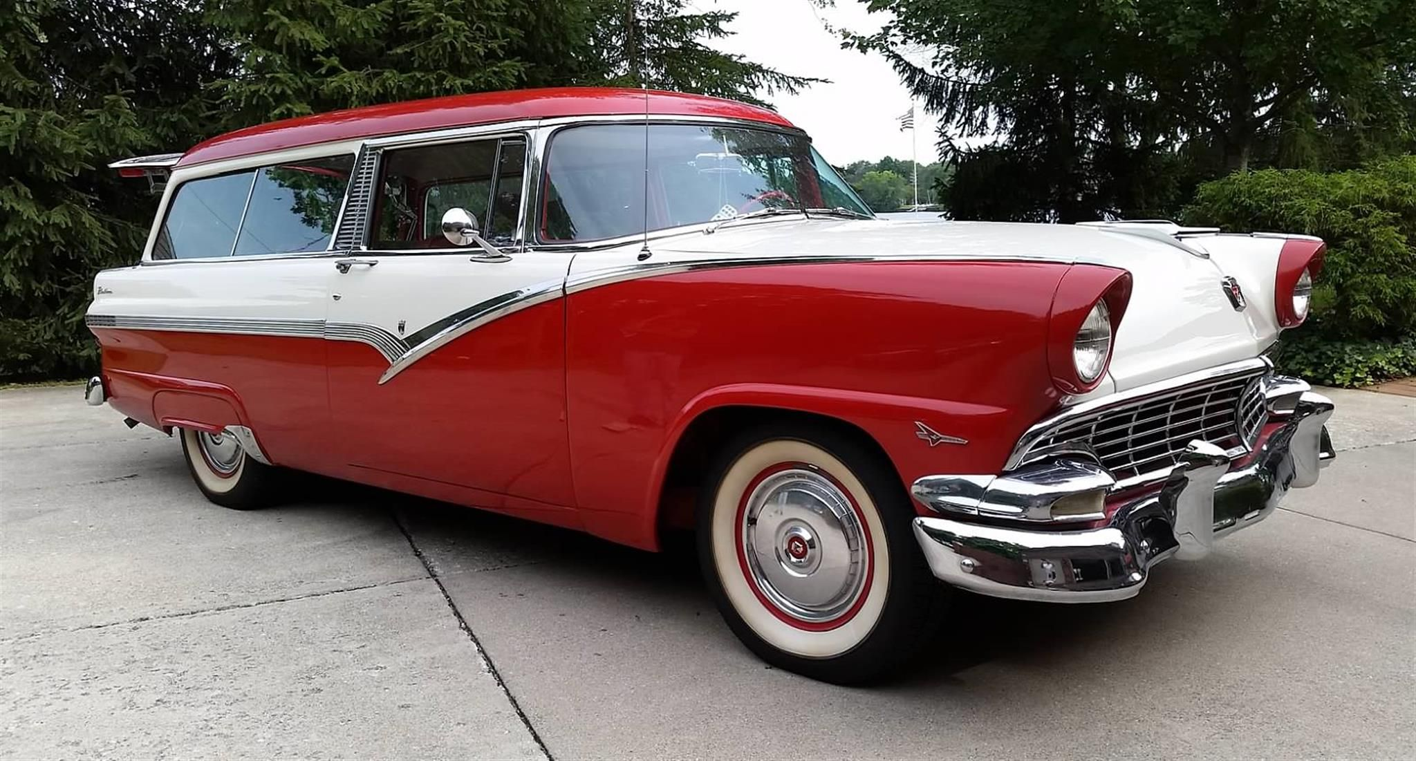 1956 ford parklane for sale by magnusson classic motors