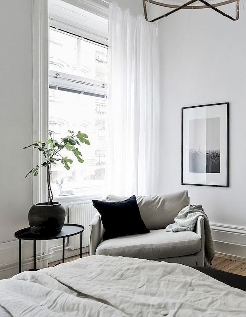 Best Adorable 75 Modern Minimalist Bedroom Https 640 x 480