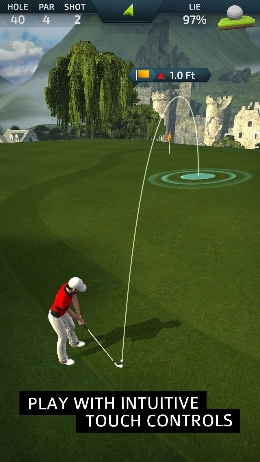 Pro Feel Golf SportsGamesiosSimulation Marketing