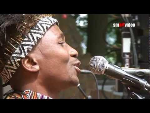 Afrikafestival Hertme - The Zawose Family