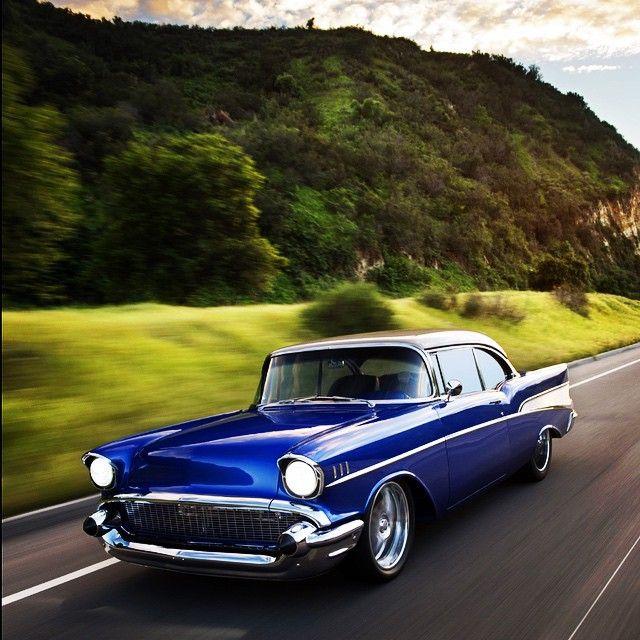 '57 Chevy Bel Air :: Bodie Stroud Industries