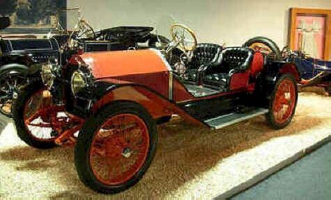 1913 Stutz Bearcat Stutz Motor Car Company Indianapolis 1913