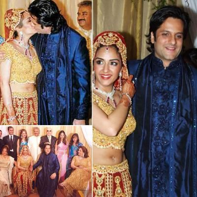 Fardeen Khan getting married to Natasha. | Bollywood ...