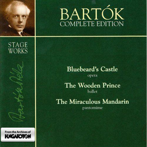 Bela Bartok - Complete Edition-Vocal Works, Orange