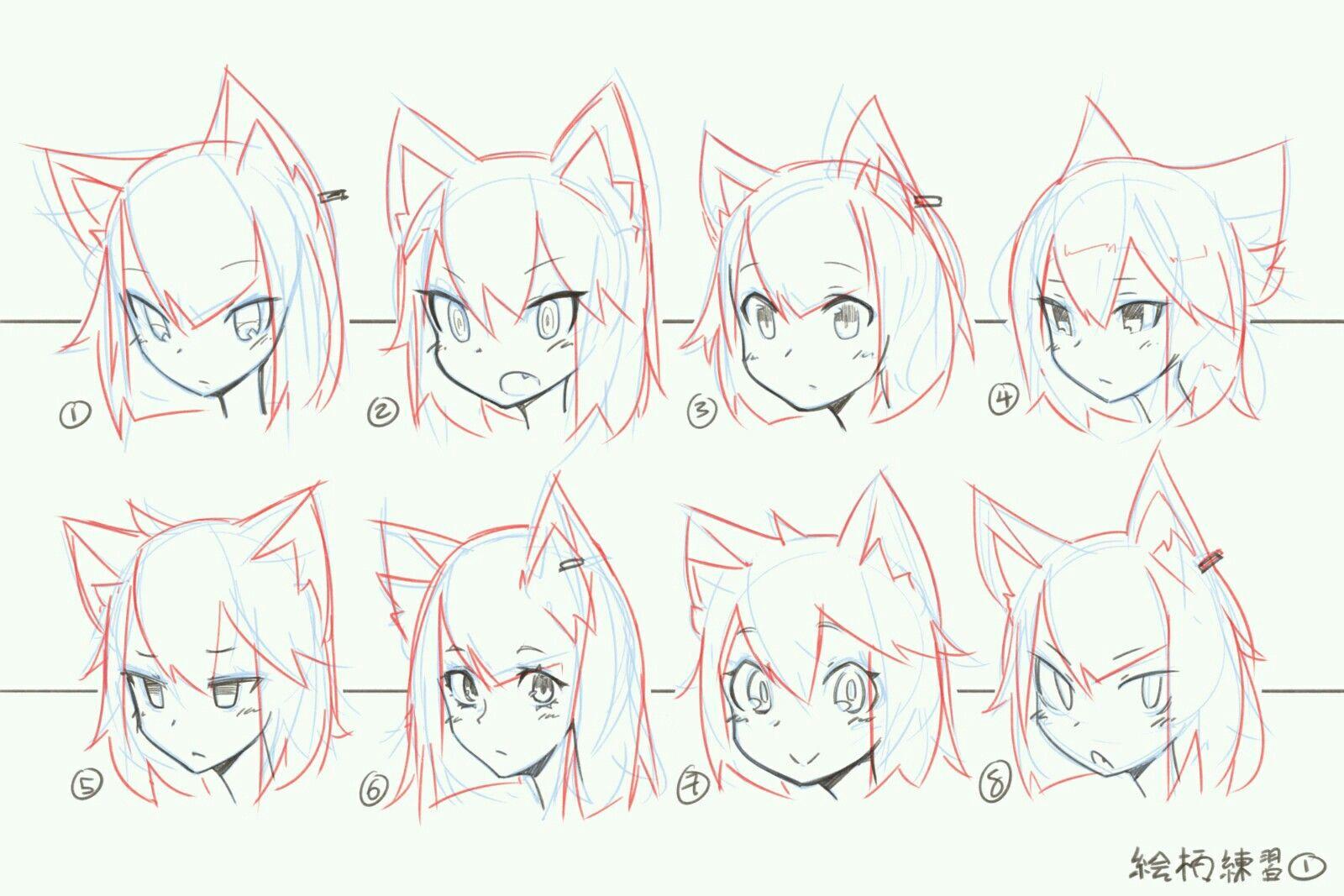 Pin Von Emmalynn Auf Character Design Manga Zeichnen Anime Zeichnen Lernen Chibis Zeichnen