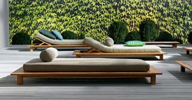 Bain De Soleil Accrocheur Dans Le Jardin 33 Designs Cool Bain