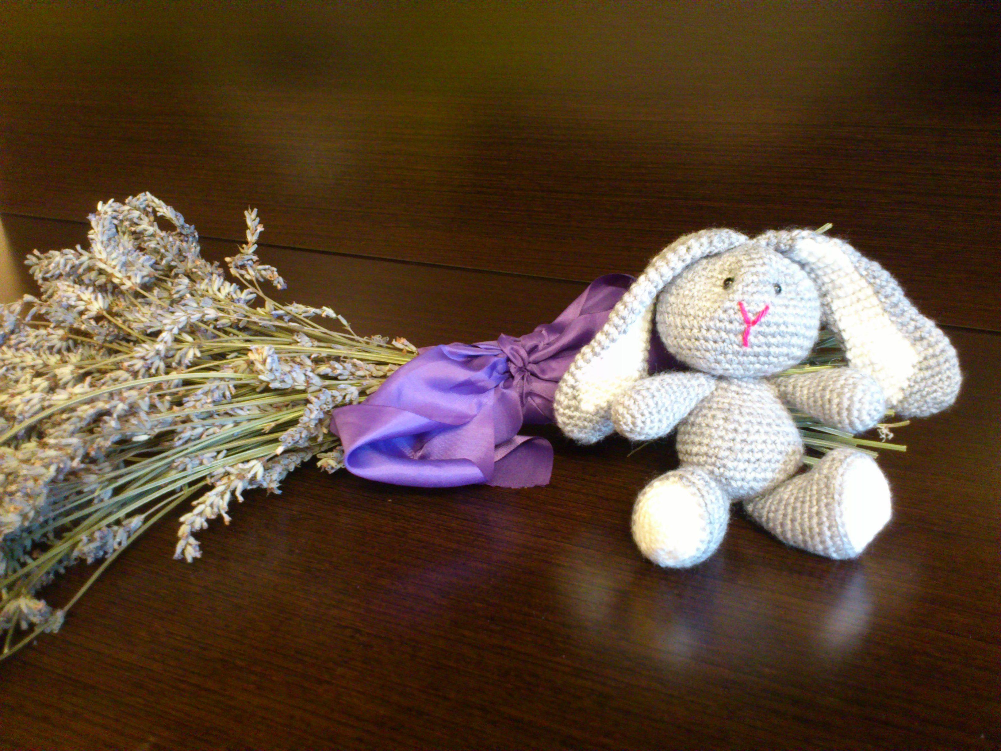 Conejito a #crochet #handmade #ganchillo #hechoamano