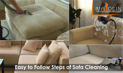 Home Cleaning Floor Cleaning Marble Polishing Services Themaids In Easy To Follow Steps For Sofa Clean Clean Sofa Sofa Cleaning Services Clean Couch
