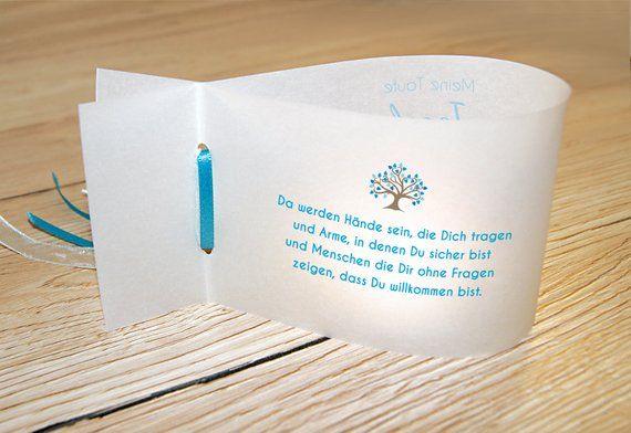 Diy 6 X Lichthülle Windlicht Zur Taufe Und Kommunion