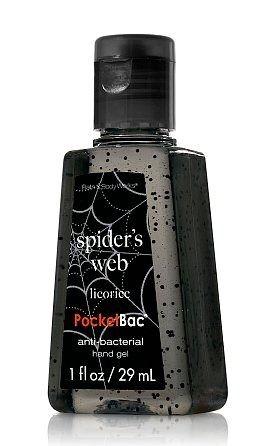 Spider S Web Licorice Pocketbac Bath Body Works Bath Body