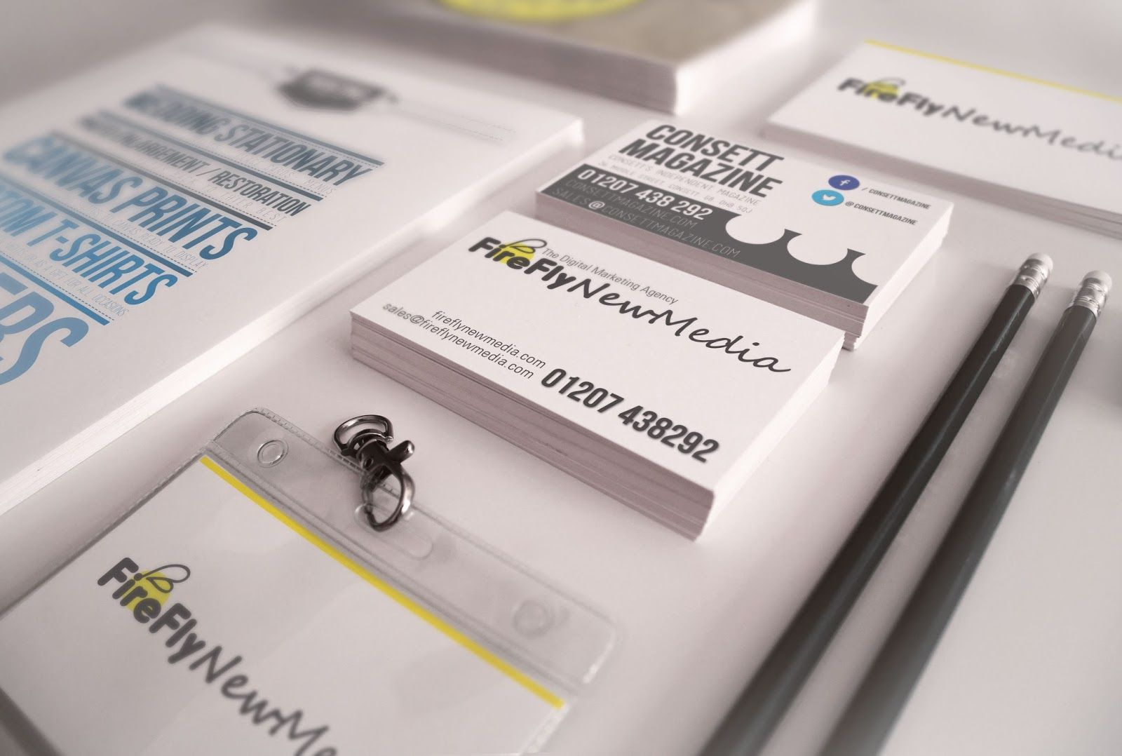 Using Business Card Printing Services To Create The Perfect ...